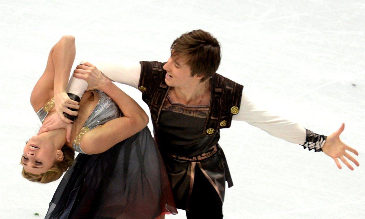 Виктория Синицина и Руслан Жиганшин (Россия)