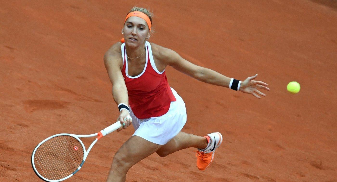 Международный турнир WTA пройдет в столицеРФ летом предстоящего года