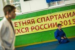 Соревнования по дзюдо на VII летней Спартакиаде учащихся России
