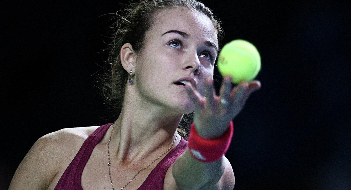 Звонарева вышла вчетвертьфинал турнира вТашкенте, Александрова выбыла