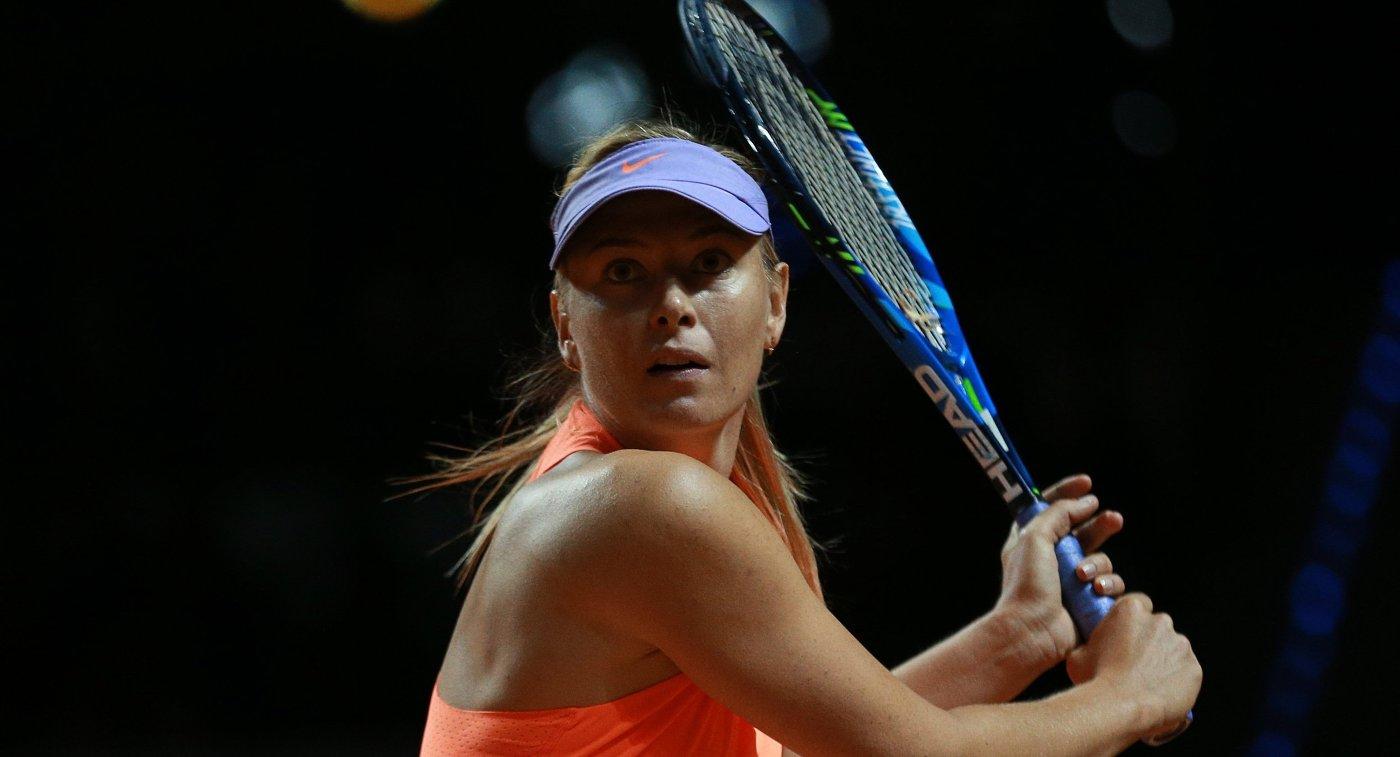Шарапова получила wild card научастие втурнире WTA встолице Китая