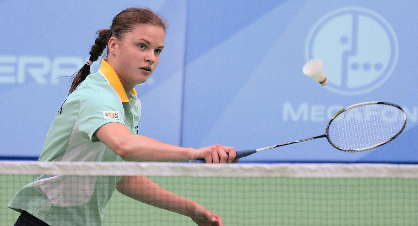 Анастасия Червякова