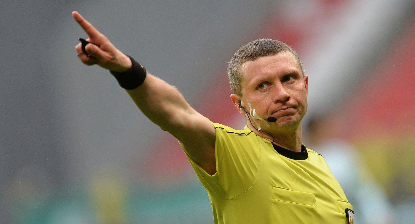 «Динамо» после матча с«Ростовом» раскритиковало работу судьи