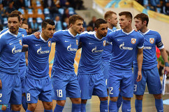 Игроки Газпром-Югры