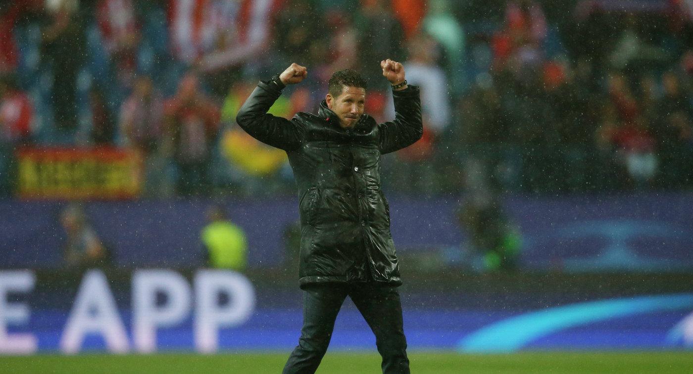 «Атлетико» вышел вфинал еврокубков в 5-й раз запоследние девять сезонов