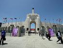 Визит инспекционной комиссии МОК в Лос-Анджелес