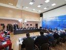 Дмитрий Медведев во время совещания по подготовке спортивных сборных команд России