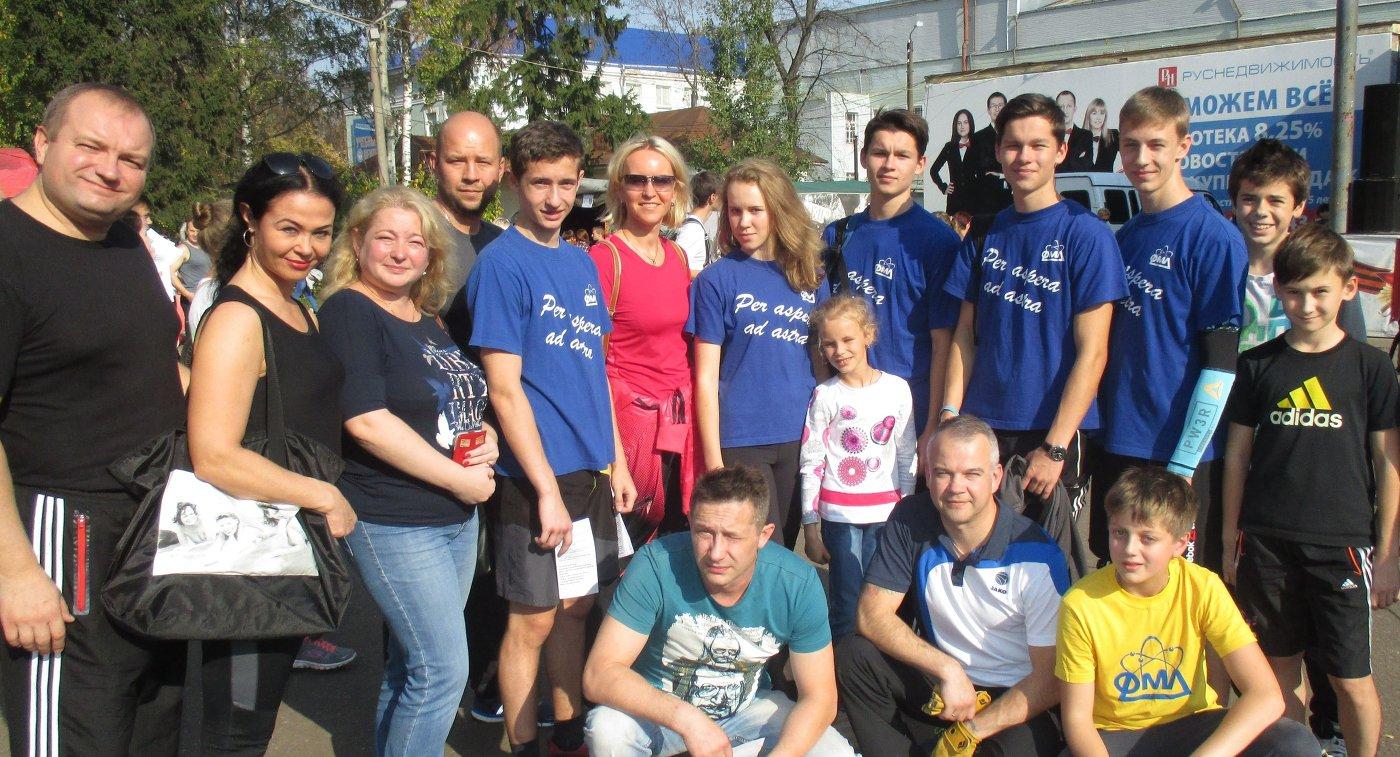 «Корпорация фантастических родителей» инициировала лицейский фестиваль ГТО