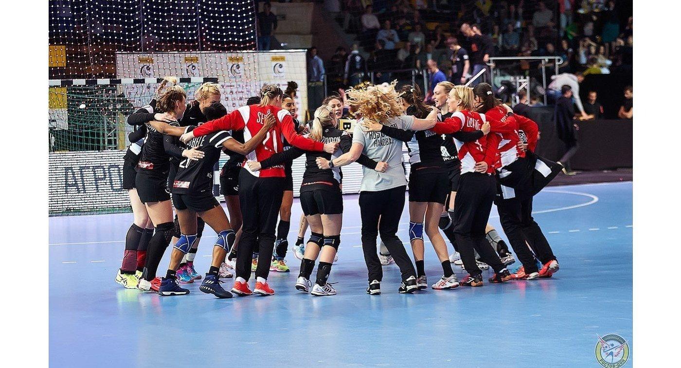 ГК «Ростов-Дон» одержал победу вигре Лиги чемпионов