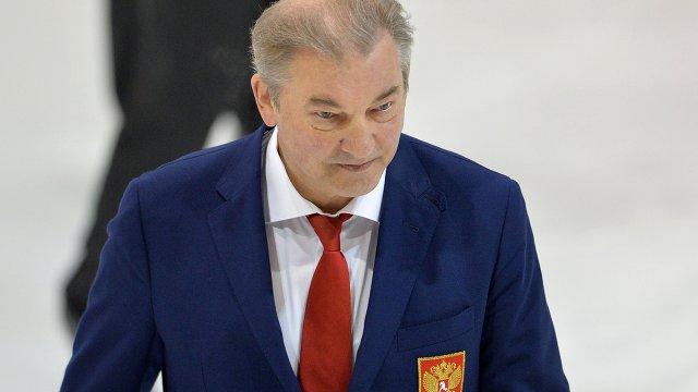 Президент Федерации хоккея России, член комитета Государственной Думы РФ по охране здоровья Владислав Третьяк