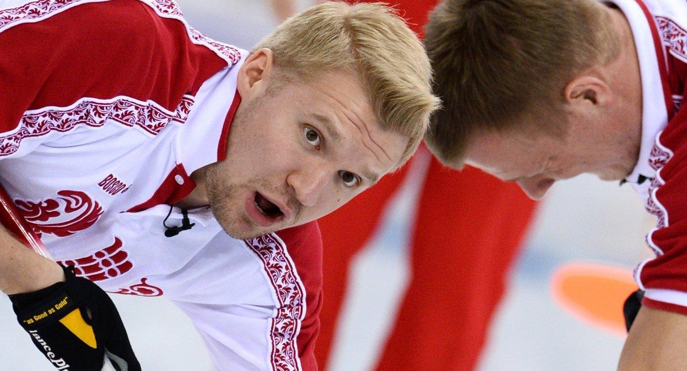 Алексей Стукальский (Россия) и Петр Дрон (Россия)