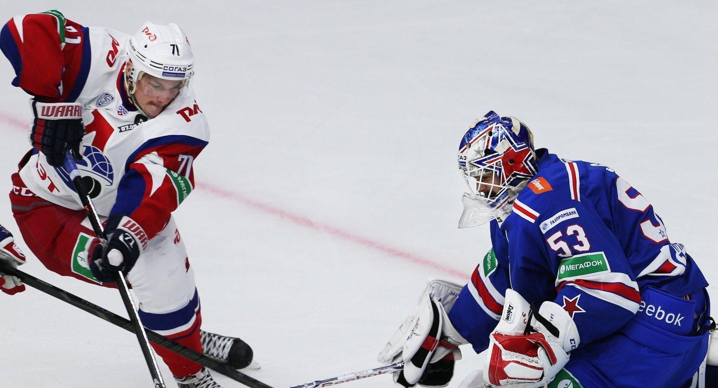 Кирилл Капустин (слева) и Александр Салак