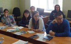 Участники семинара ГТО в Красноярском крае