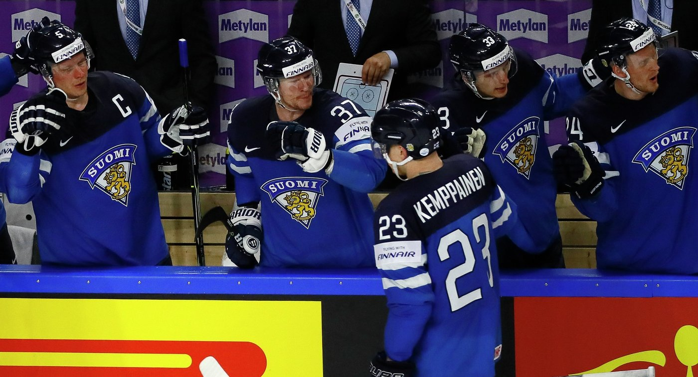 Ставки на матч Финляндия – Латвия На что делать ставки на ЧМ по хоккею 2018, 6 Мая