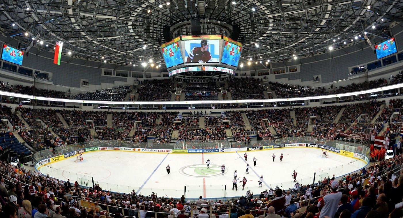 Стадион Чижовка-Арена в Минске