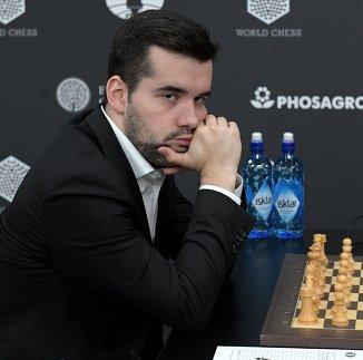 Гроссмейстер Ян Непомнящий