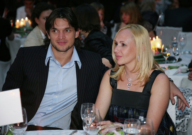 Мария Бутырская и Вадим Хомицкий
