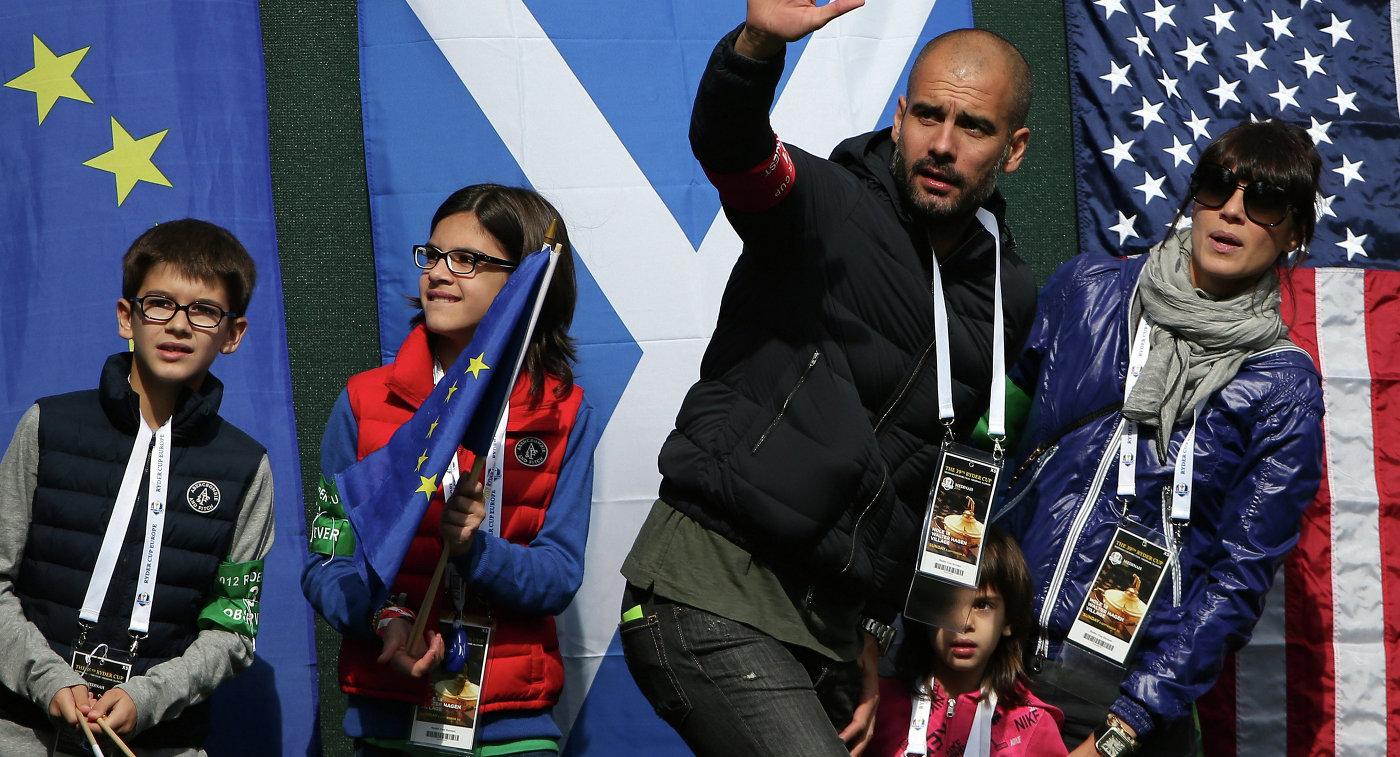 Гвардиола желает возглавить сборную Испании