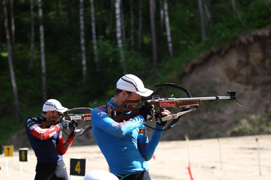 Александр Логинов (слева) и Антон Бабиков