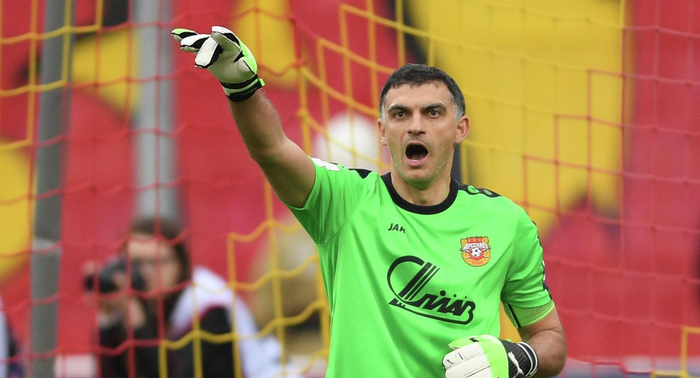Владимир Габулов присоединился кбельгийскому «Брюгге»