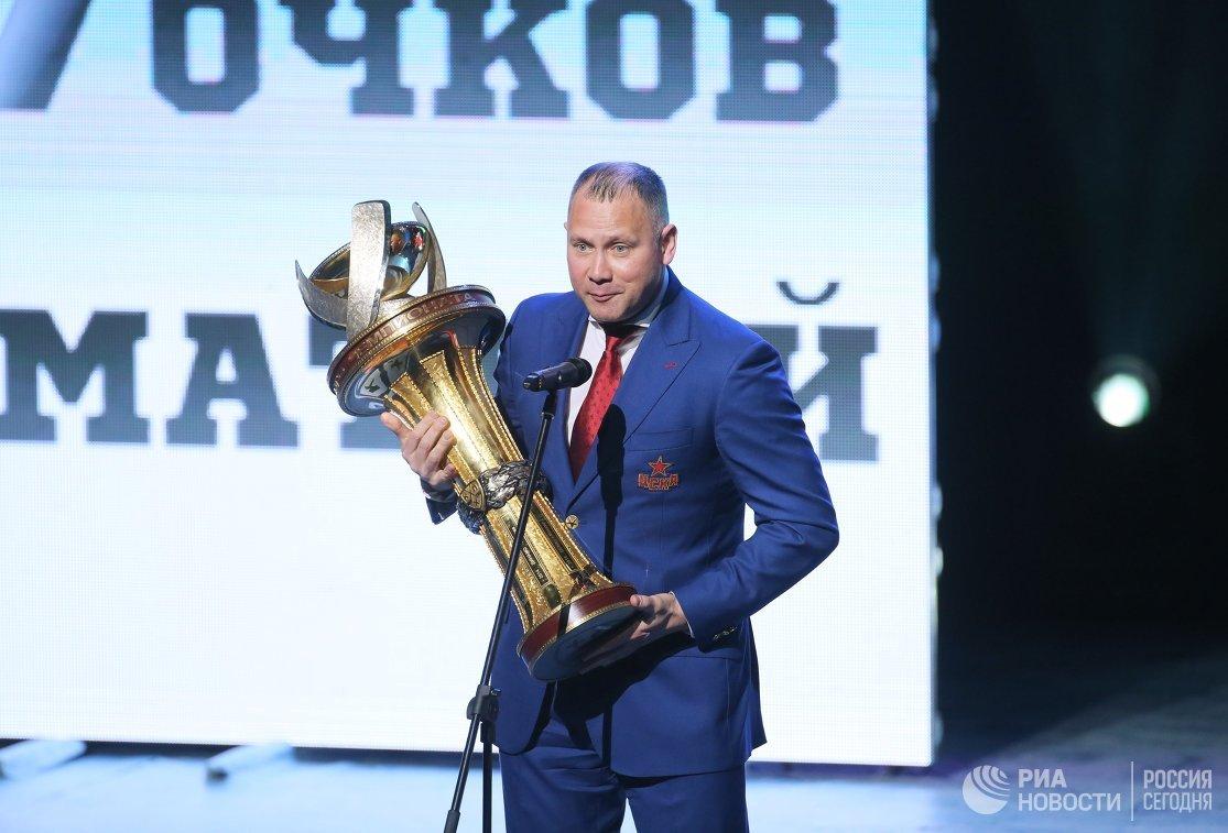 Спортивный директор ПХК ЦСКА Алмаз Гарифулин