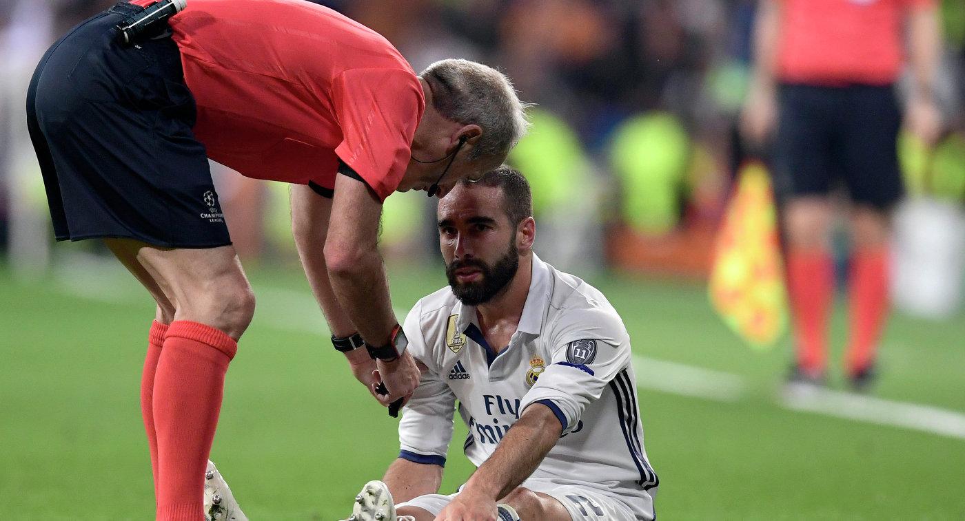 Футболист «Реала» пропустит как минимум 2-х месяцев из-за сложностей ссердцем