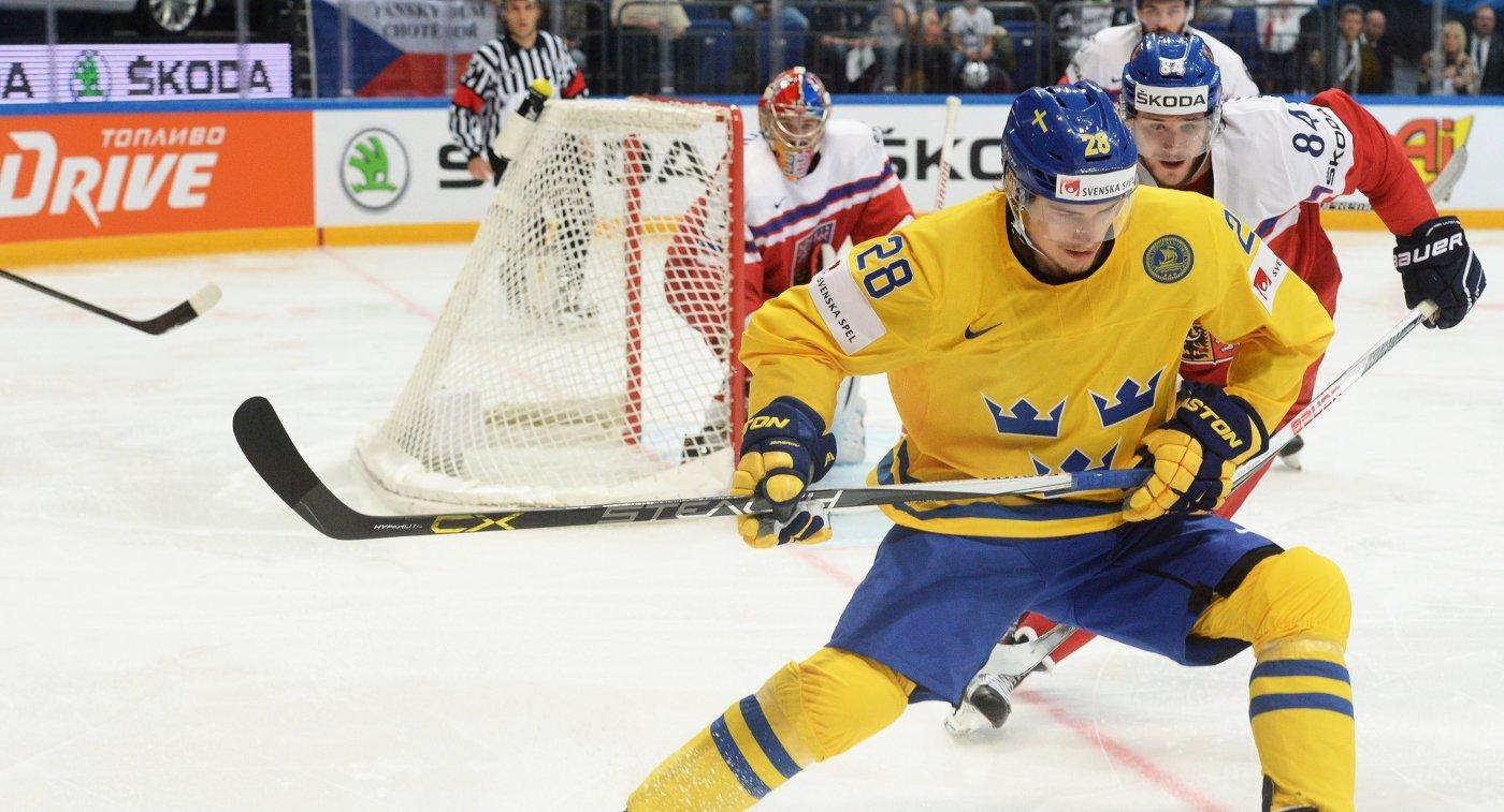 Хоккеист Сундстрем неиграет неиз-за травмы, аиз-за врожденного заболевания— Шалаев