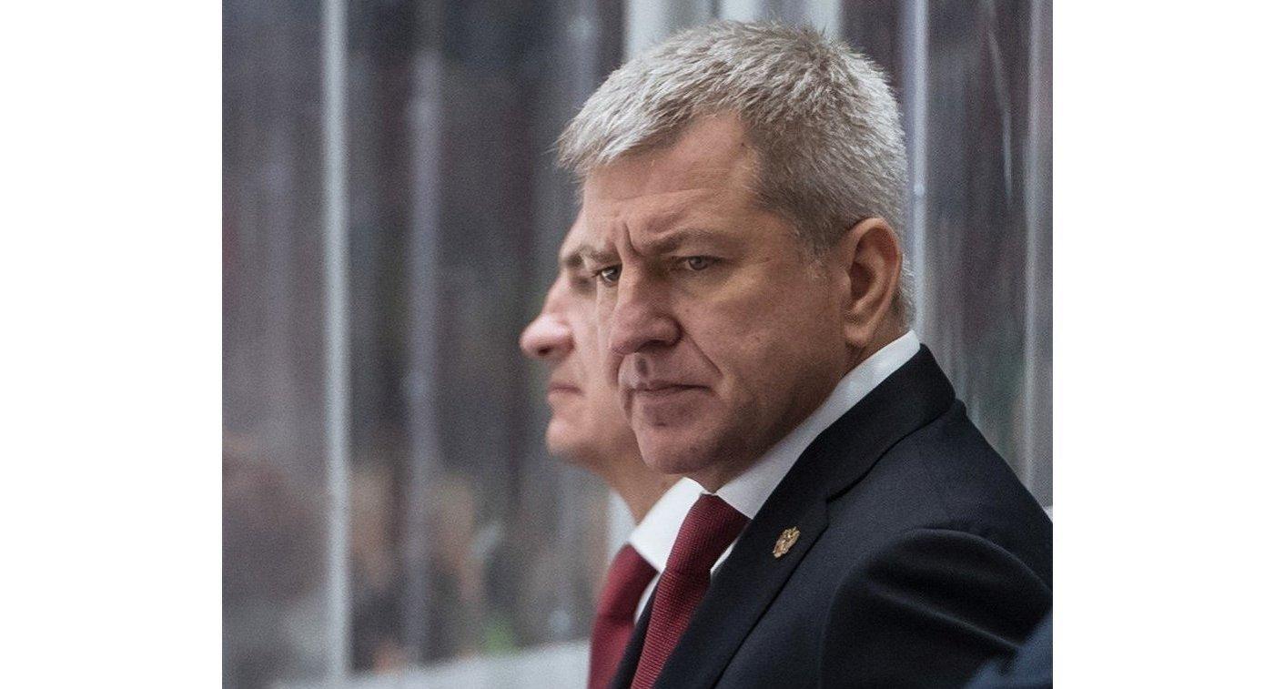 РФ проиграла впервом матче молодежного чемпионата мира похоккею