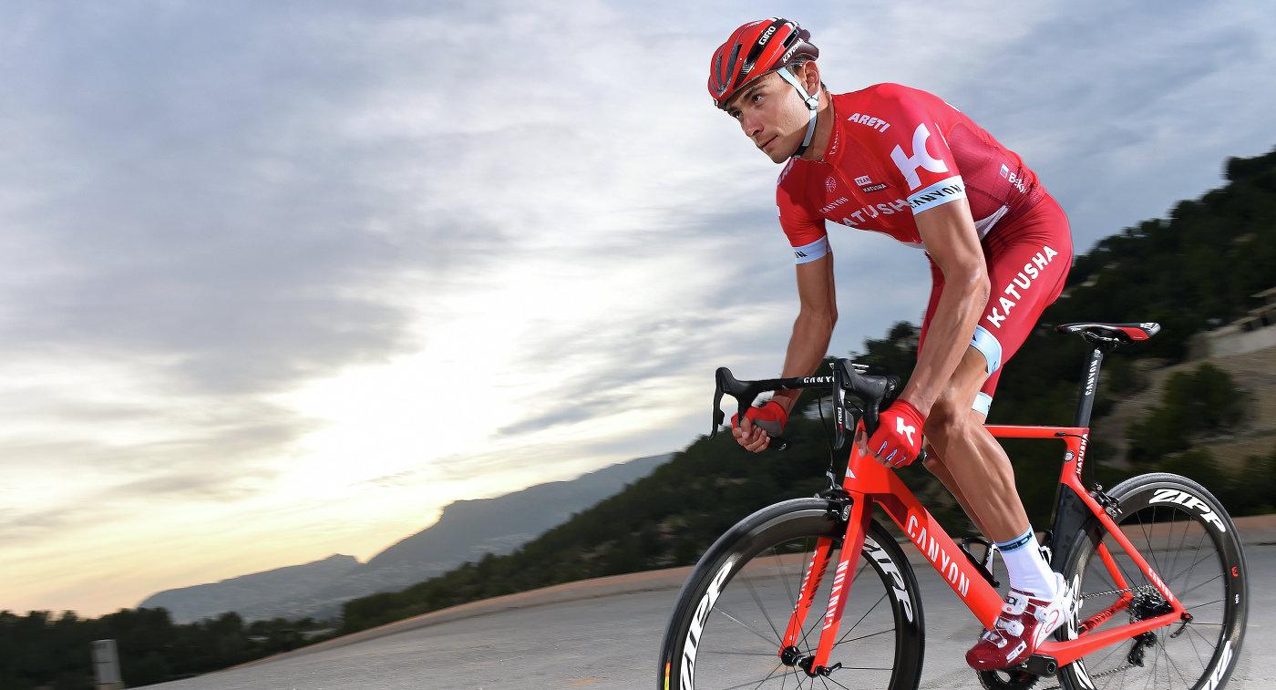 Бельков не ожидал, что станет одним из лидеров 2017 по количеству гоночных дней