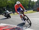 Голландский велогонщик Sunweb Том Дюмулен