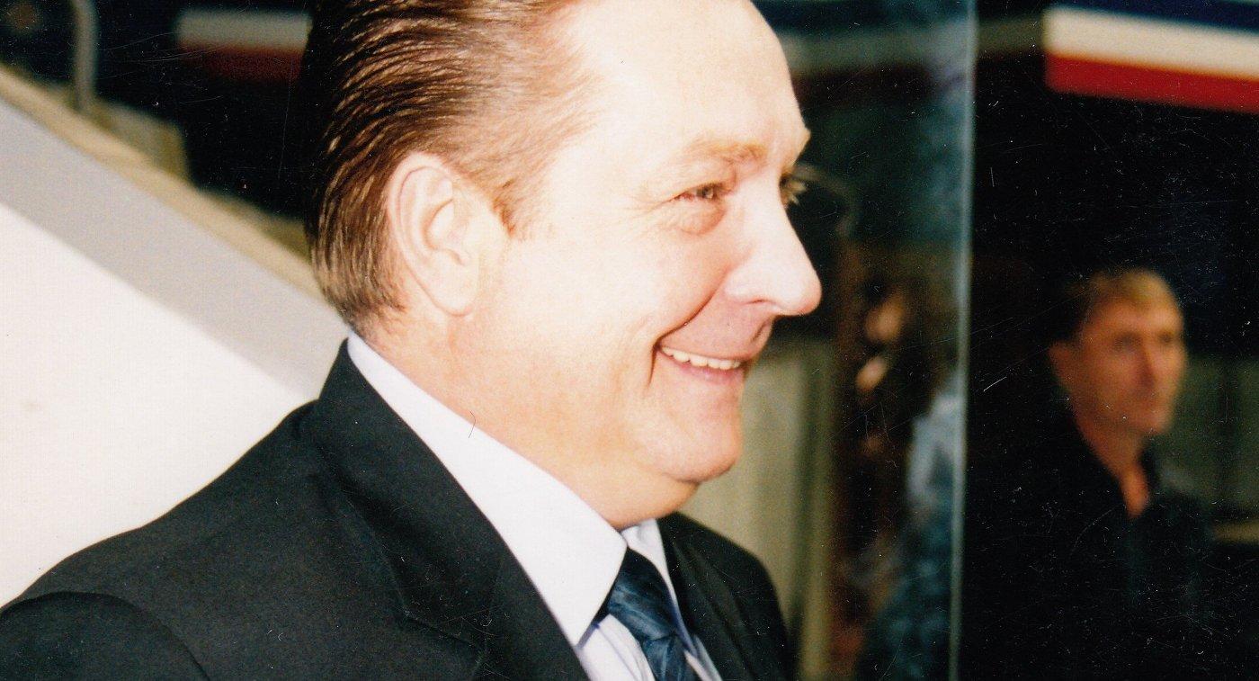 Экс-президент и генеральный менеджер Авангарда, арбитр международной категории Анатолий Бардин