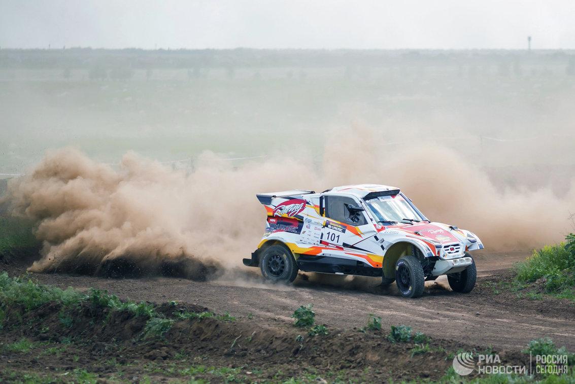 Ралли-рейд Великая степь - Дон 2017 в Волгоградской области