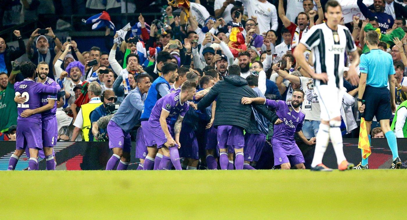 Игроки ФК Реал Мадрид