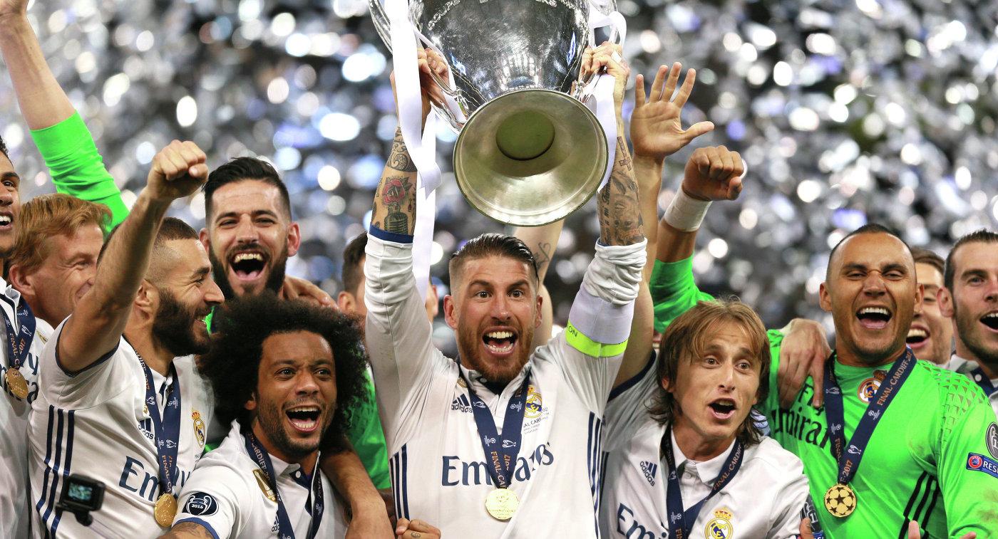 Картинки по запросу реал в 12 раз выиграл Лигу чемпионов