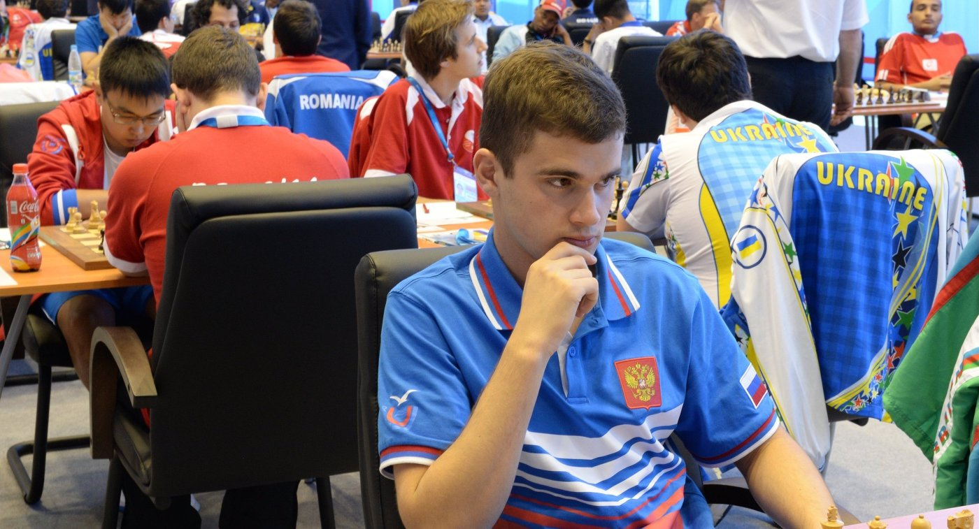 Сборная РФ  завоевала серебро командного чемпионата Европы пошахматам