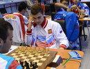 Максим Матлаков (справа)