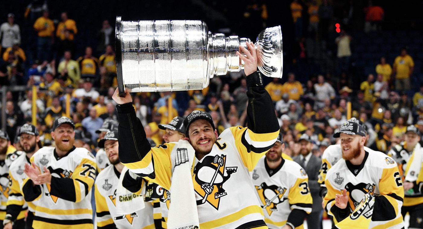 Чемпион НХЛ «Питтсбург» небудет отказываться отприглашения вБелый дом