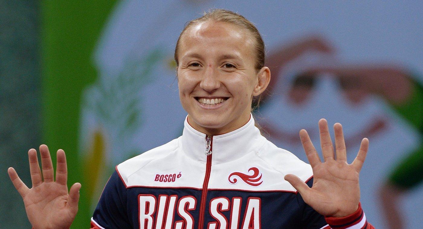 Валерия Лазинская стала бронзовым призером чемпионата мира поспортивной борьбе
