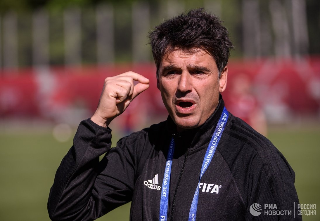 Глава судейского департамента ФИФА Массимо Бузакка