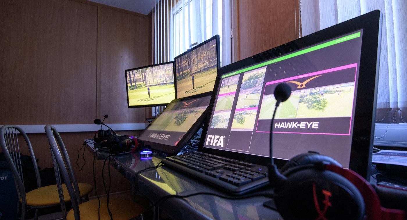 Система видеоповторов VAC