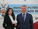 Павел Колобков наградил золотыми знаками отличия ГТО выпускников школ