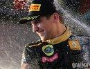 Россиянин Виталий Петров финишировал третьим на Гран-при Австралии