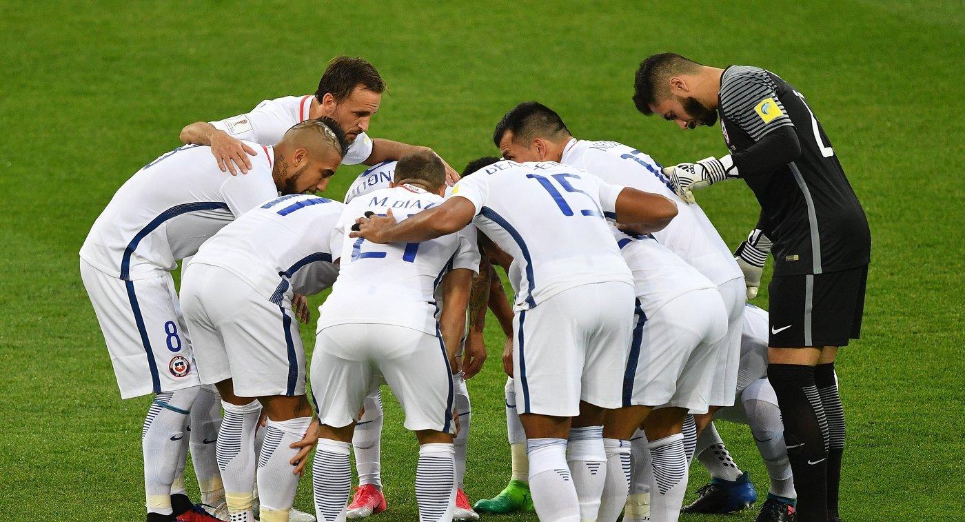 Игроки сборной Чили по футболу