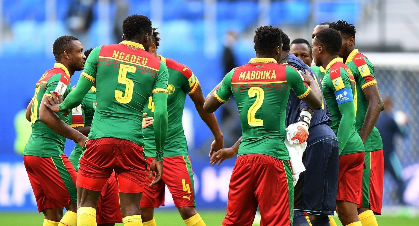 Футбол Чемпионат Мира 2018 Россия Отборочные Игры Африка