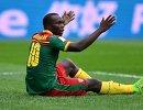 Нападающий сборной Камеруна по футболу Венсан Абубакар