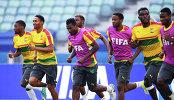 Футболисты сборной Камеруна