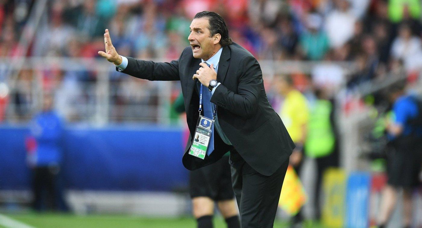 Пицци покинет сборную Чили из-за невыхода наЧМ