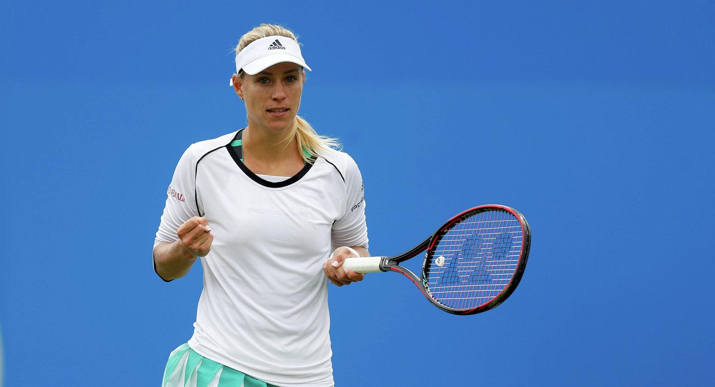ЧемпионкаUS Open— 2016 Кербер проиграла впервом круге текущего турнира