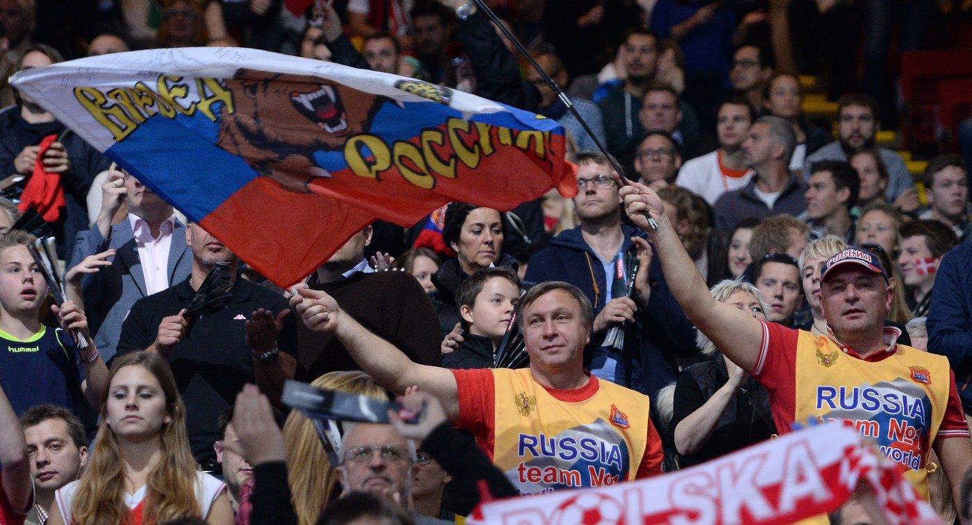 Молибога: матчи ЧМ-2022 в России будут собирать полные трибуны