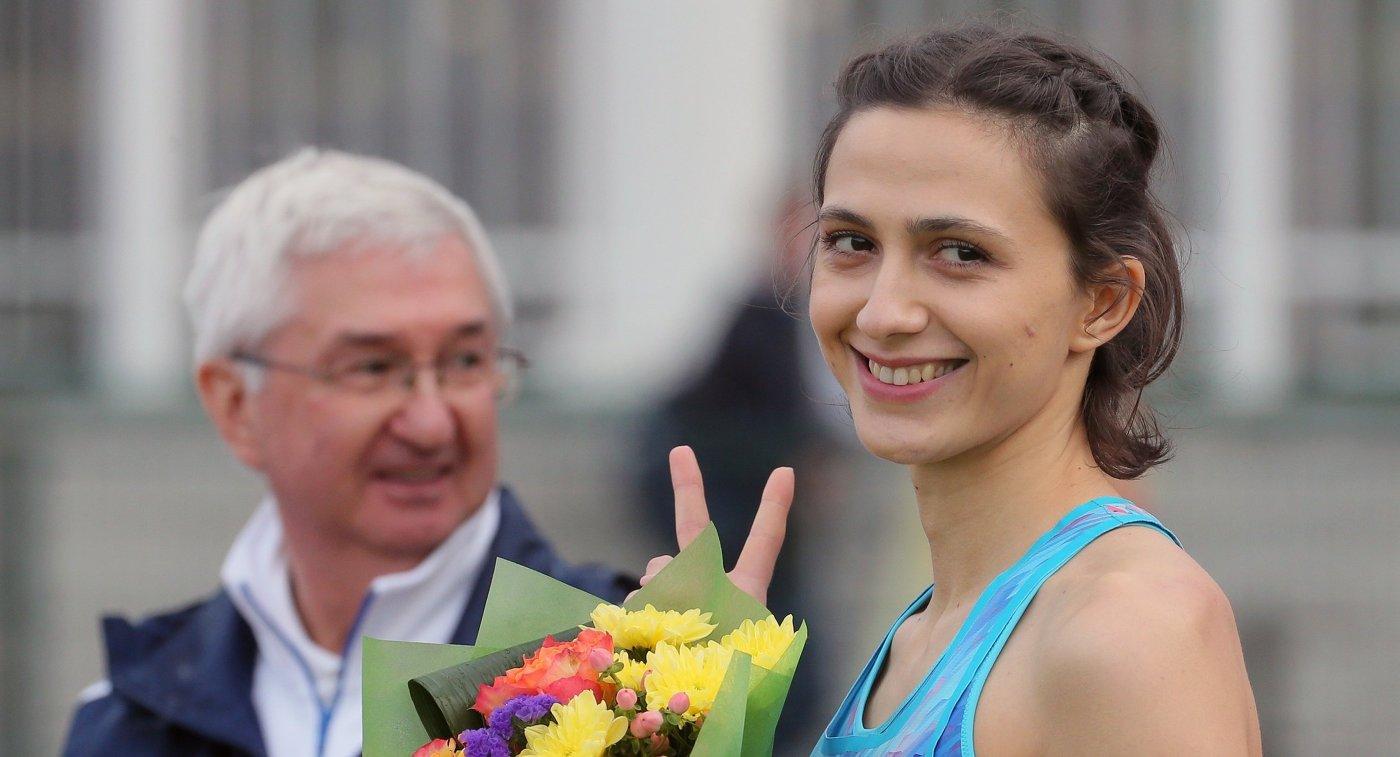 Ласицкене номинирована название лучшей легкоатлетки года поверсии IAAF